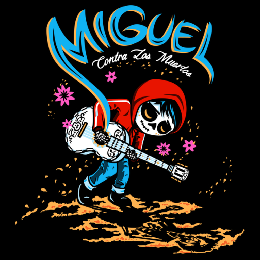 NeatoShop: Miguel VS The Dead