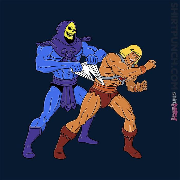 ShirtPunch: Atomic Wedgie