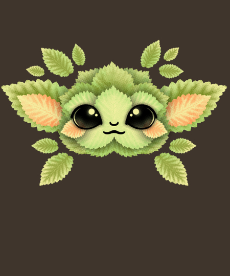Qwertee: Baby of leaves