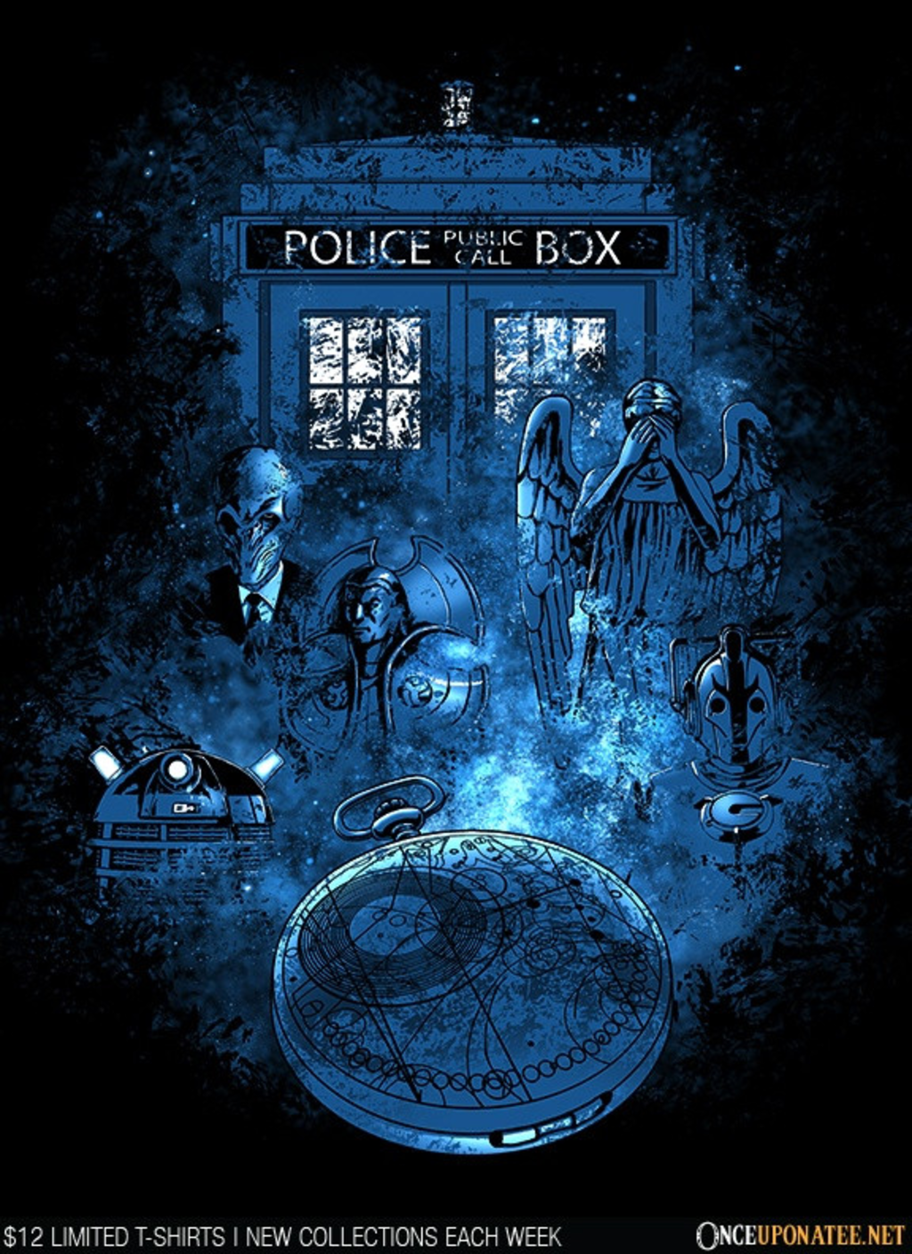 Once Upon a Tee: Life of the Doctor