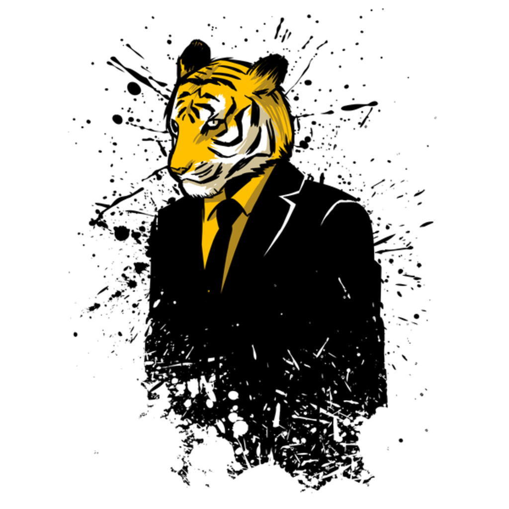 NeatoShop: Suit Tiger
