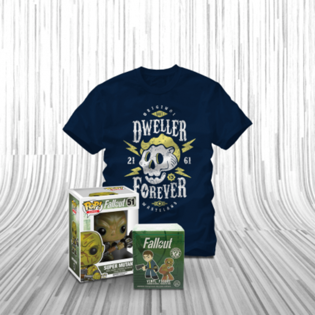 ShirtPunch: Fallout Bundle