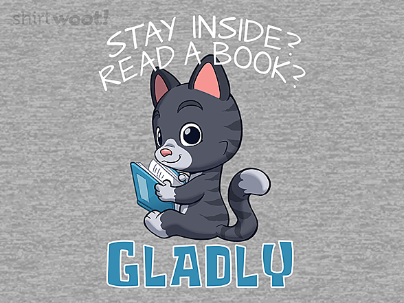Woot!: Stay Inside and Read