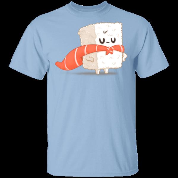 Pop-Up Tee: Sushi Hero