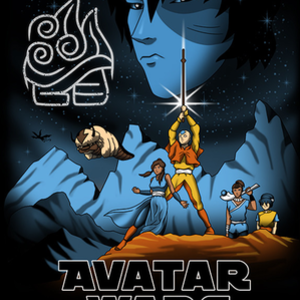 Once Upon a Tee: Avatar Wars