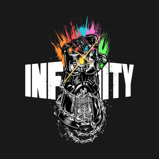 TeePublic: Avengers Infinity War