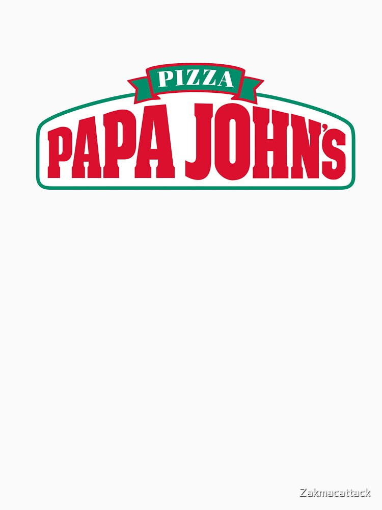 RedBubble: Papa Johns logo