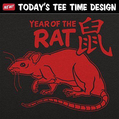 6 Dollar Shirts: Year Of The Rat