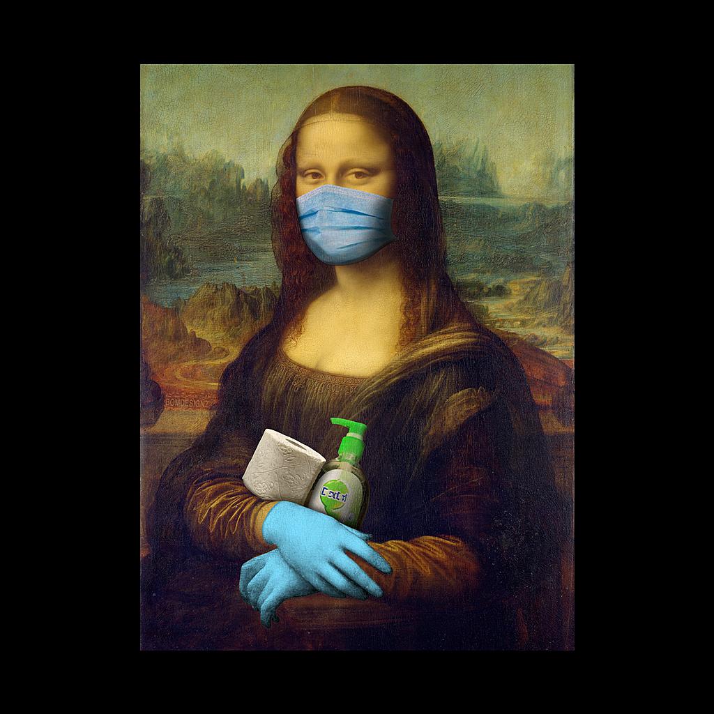 TeeTee: 2020 Mona Lisa