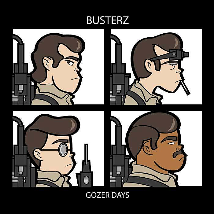 Once Upon a Tee: Busterz