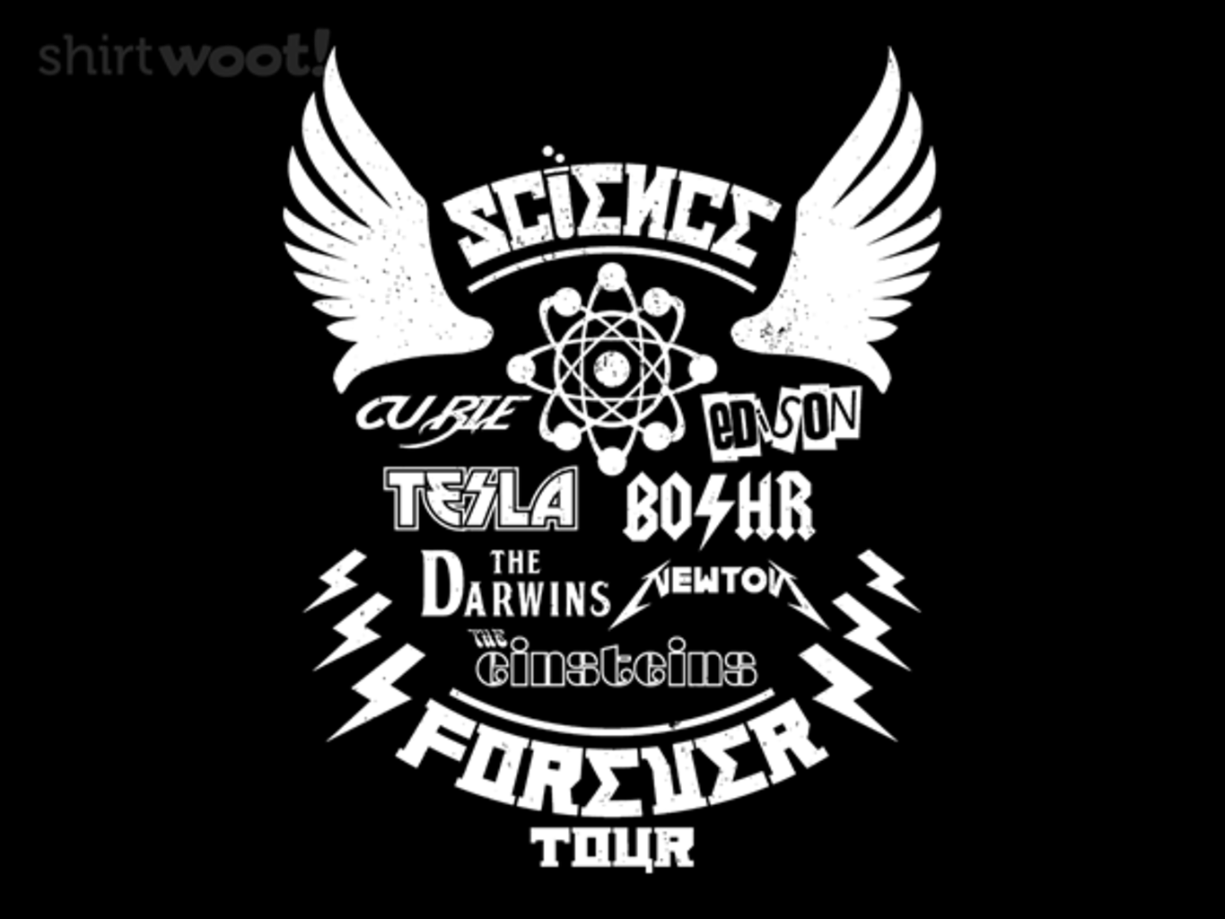 Woot!: Science Forever Tour