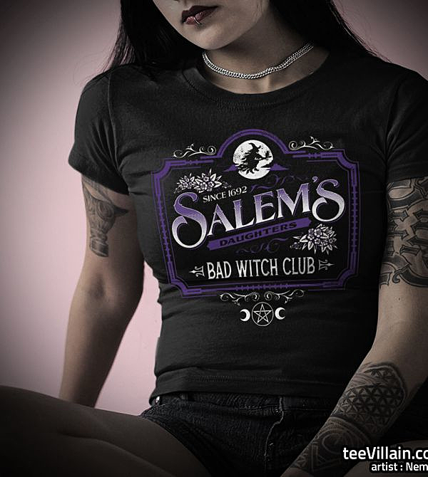 teeVillain: Salems Daughters