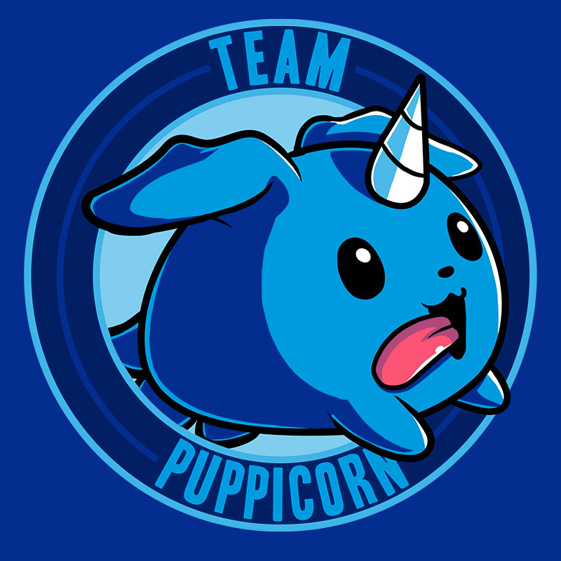 TeeTurtle: Team Puppicorn