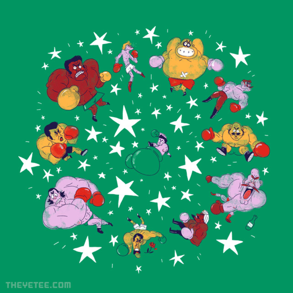 The Yetee: Tee Kay Ohh
