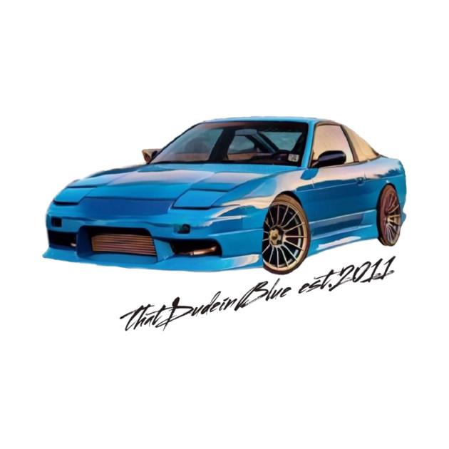 TeePublic: Thatdudeinblue Limited Edition 240sx Shirt! T-Shirt