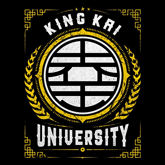 Once Upon a Tee: King Kai University