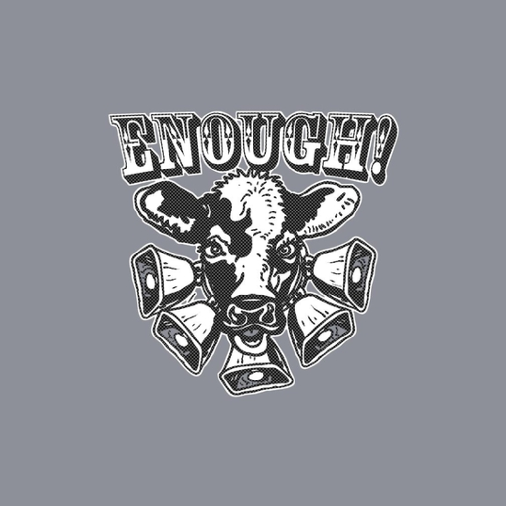 BustedTees: Enough Cowbell