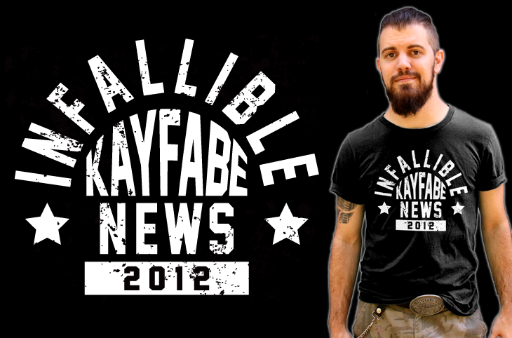 Top Rope Tuesday: Infallible Kayfabe News