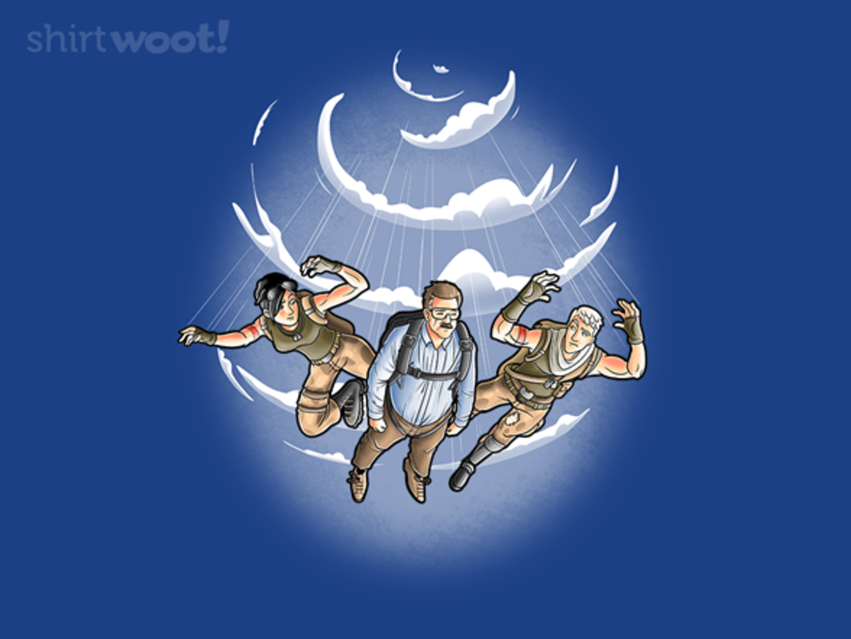 Woot!: Falling Peter
