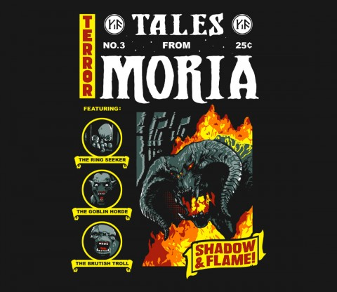 TeeFury: Tales From Moria