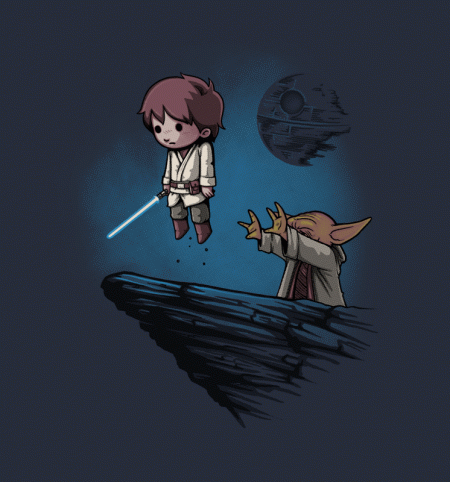 BustedTees: Force King