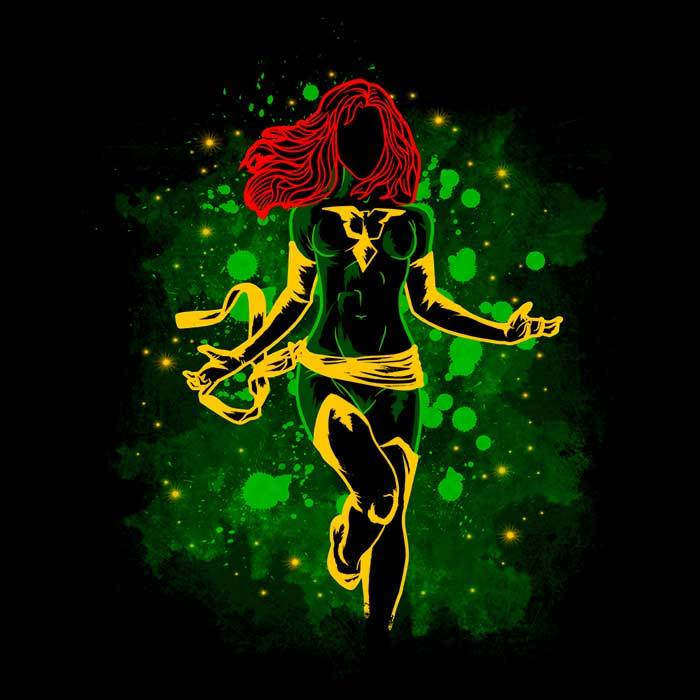Once Upon a Tee: Inked Telepath