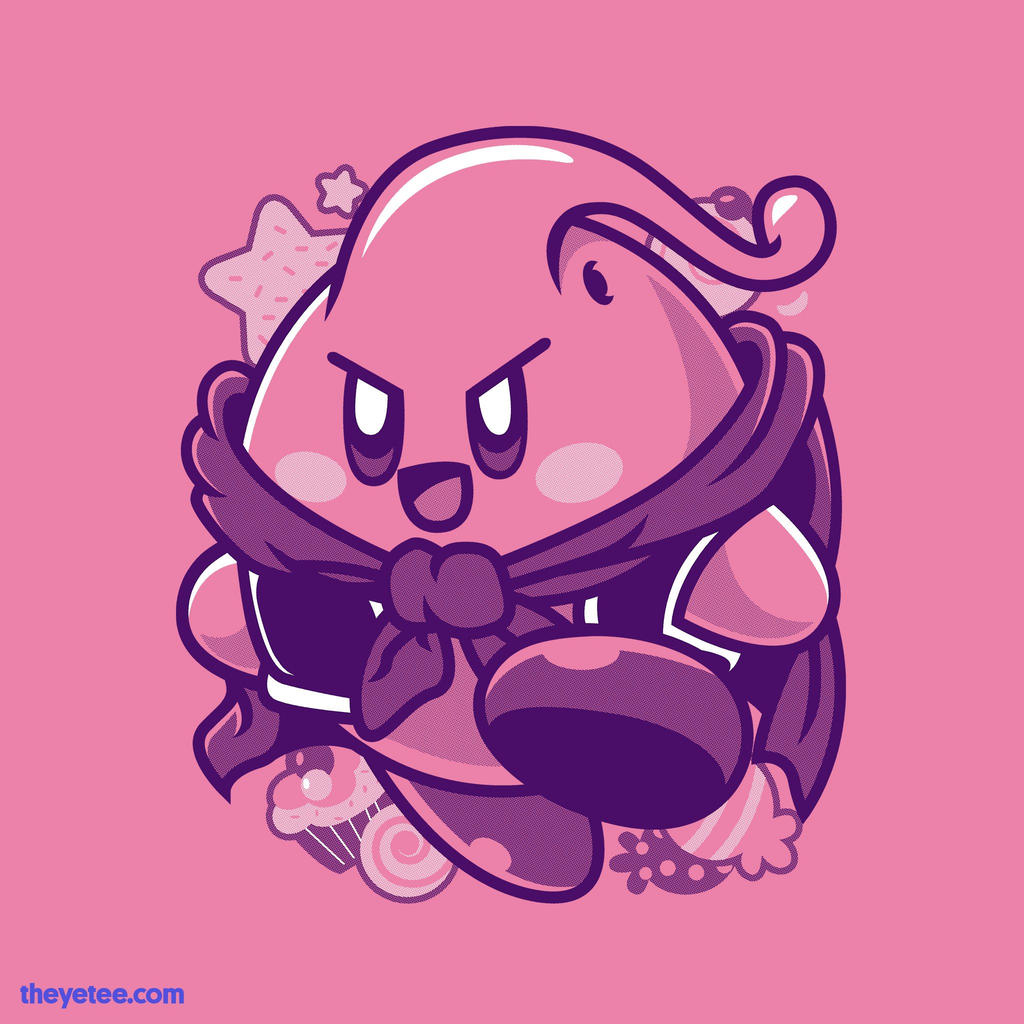 The Yetee: Ultimate Eater
