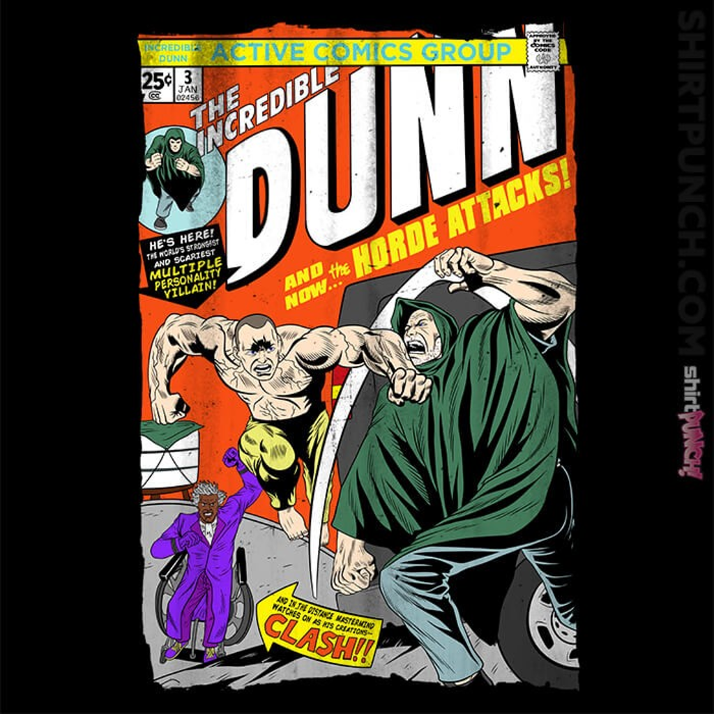 ShirtPunch: The Incredible Dunn