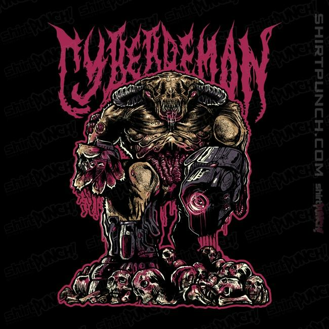 ShirtPunch: Cyberdemon