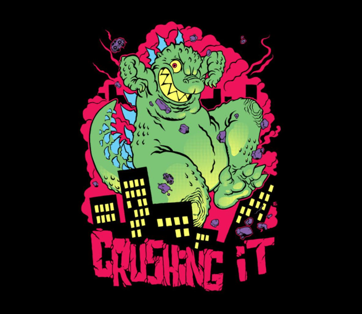 TeeFury: Crushing It