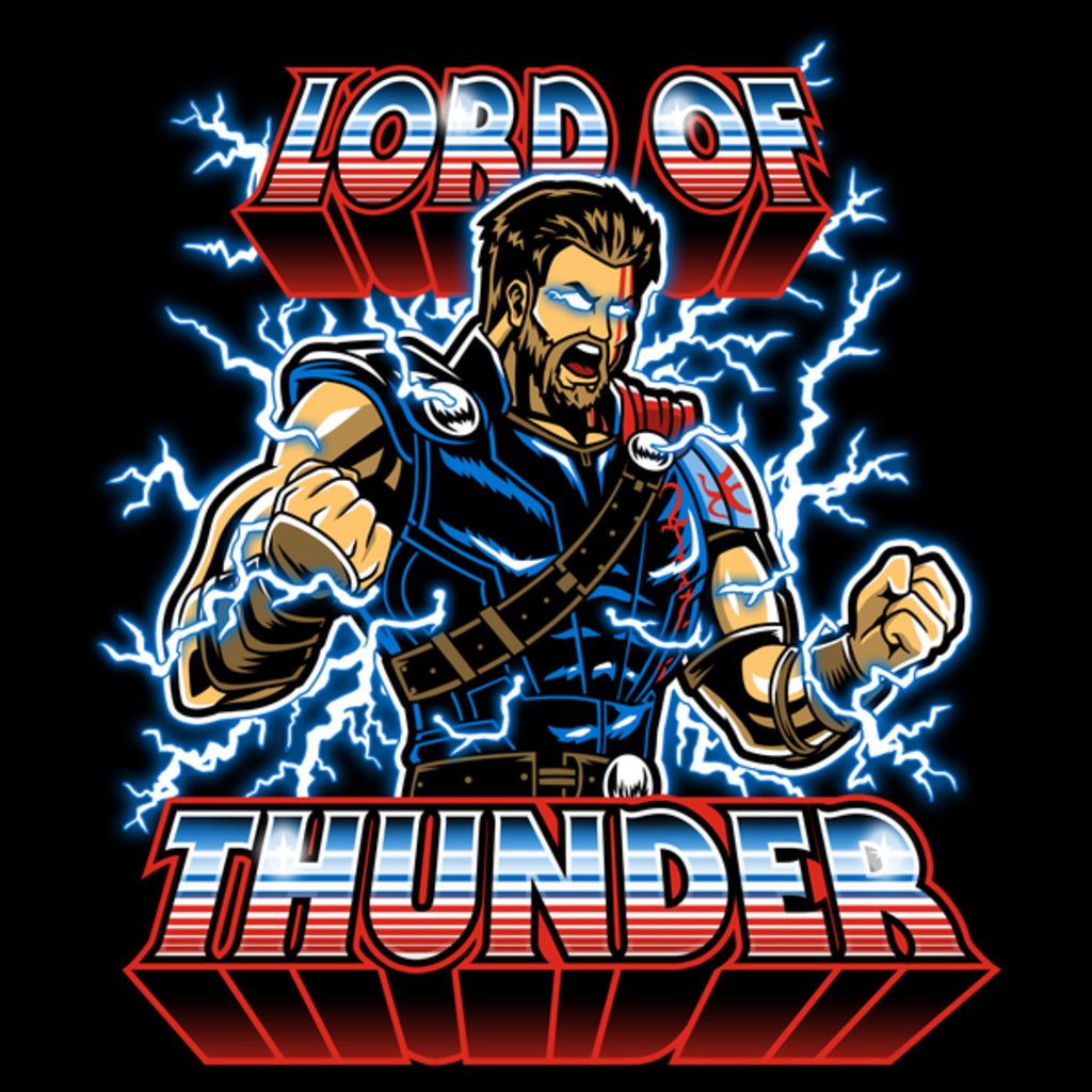 NeatoShop: Lord of Thunder