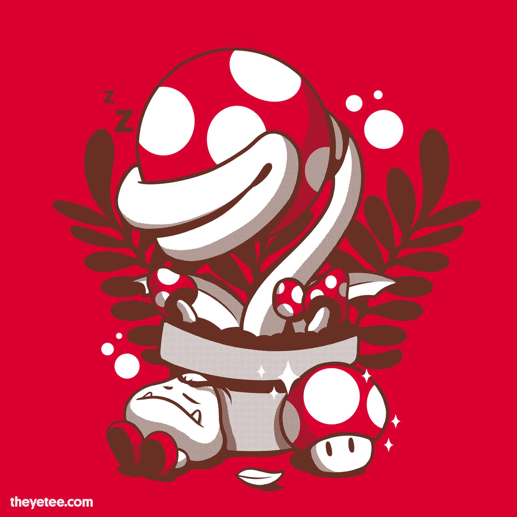 The Yetee: Nap time