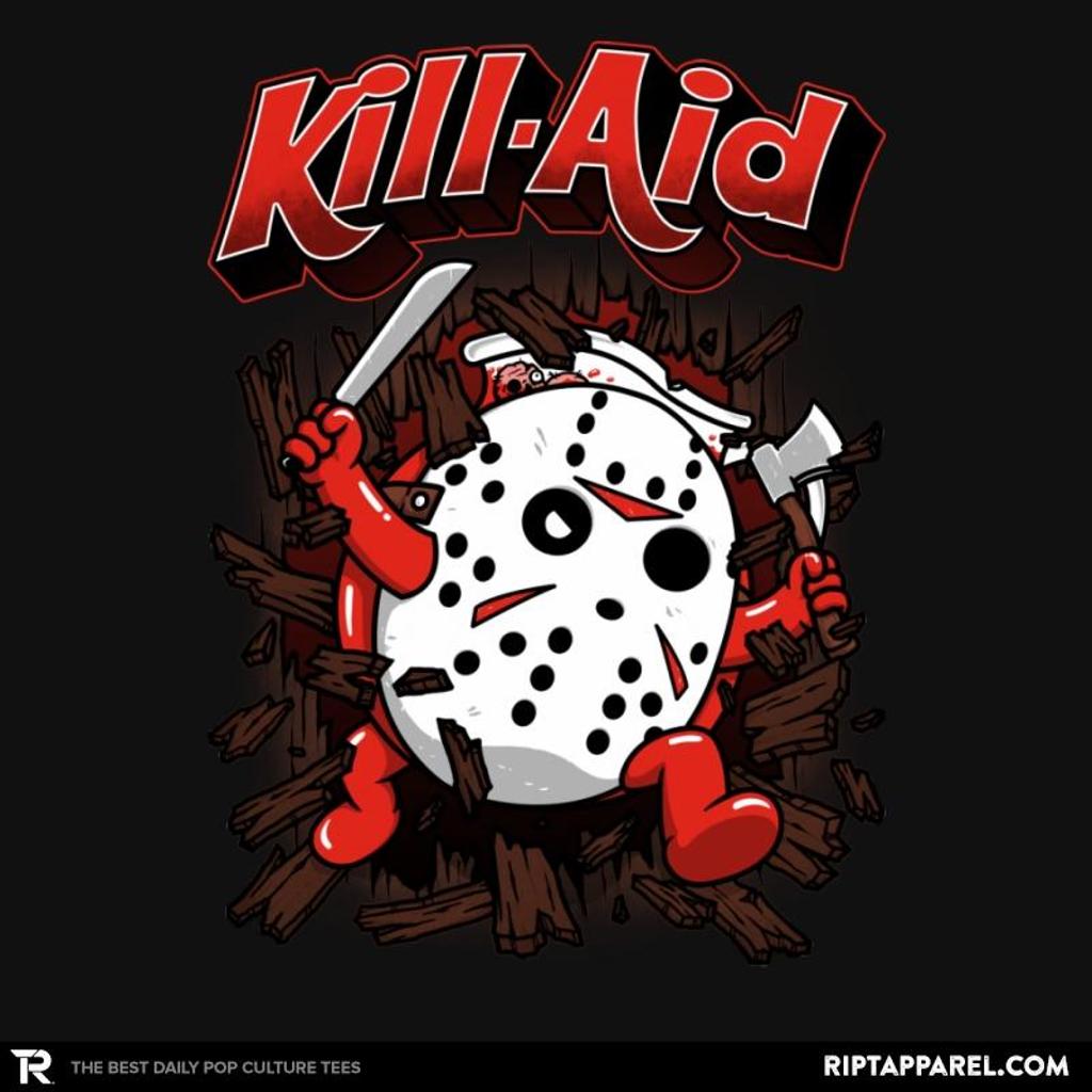 Ript: Kill-Aid Rotten Strawberry Flavor