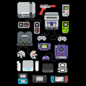NeatoShop: Super Pixel of my Childhood