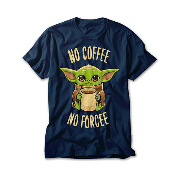 OtherTees: No coffee no forcee