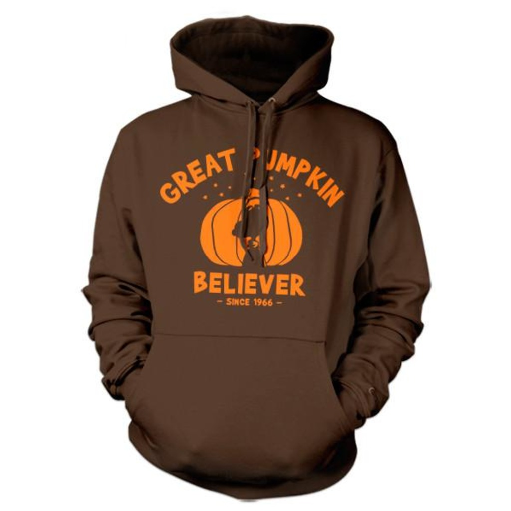Five Finger Tees: Great Pumpkin Believer Hoodie