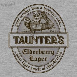 Woot!: Your Lager Smelt of Elderberries