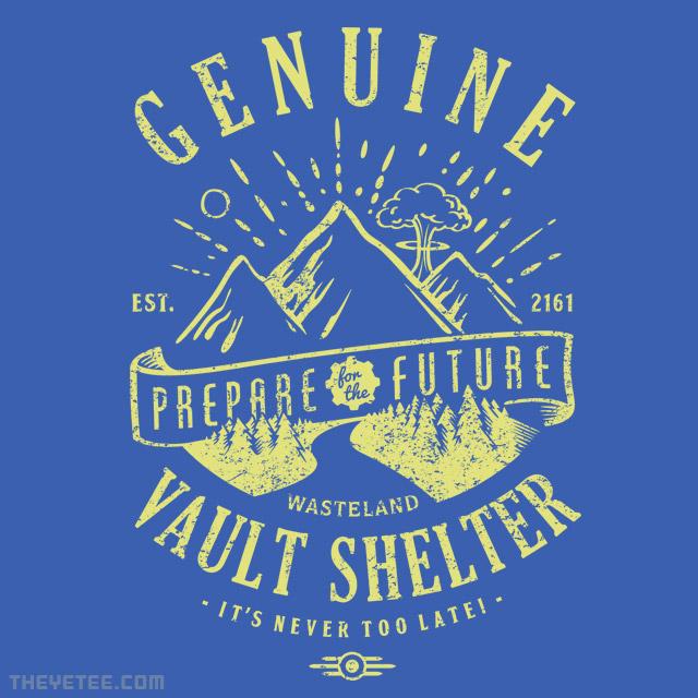 The Yetee: Genuine Vault