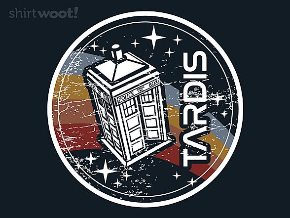 Woot!: Vintage Tardis