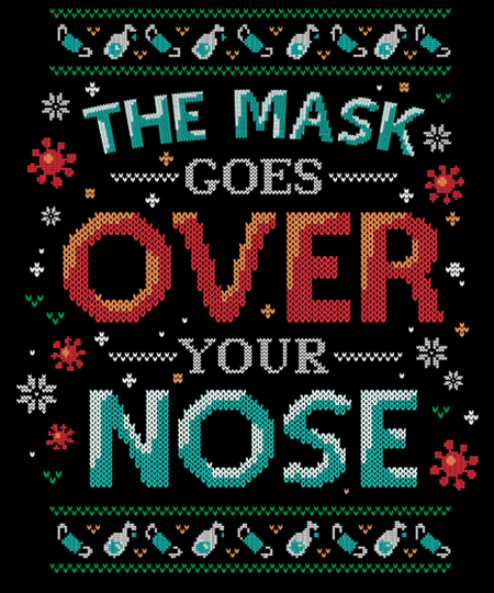 Qwertee: Over Your Nose