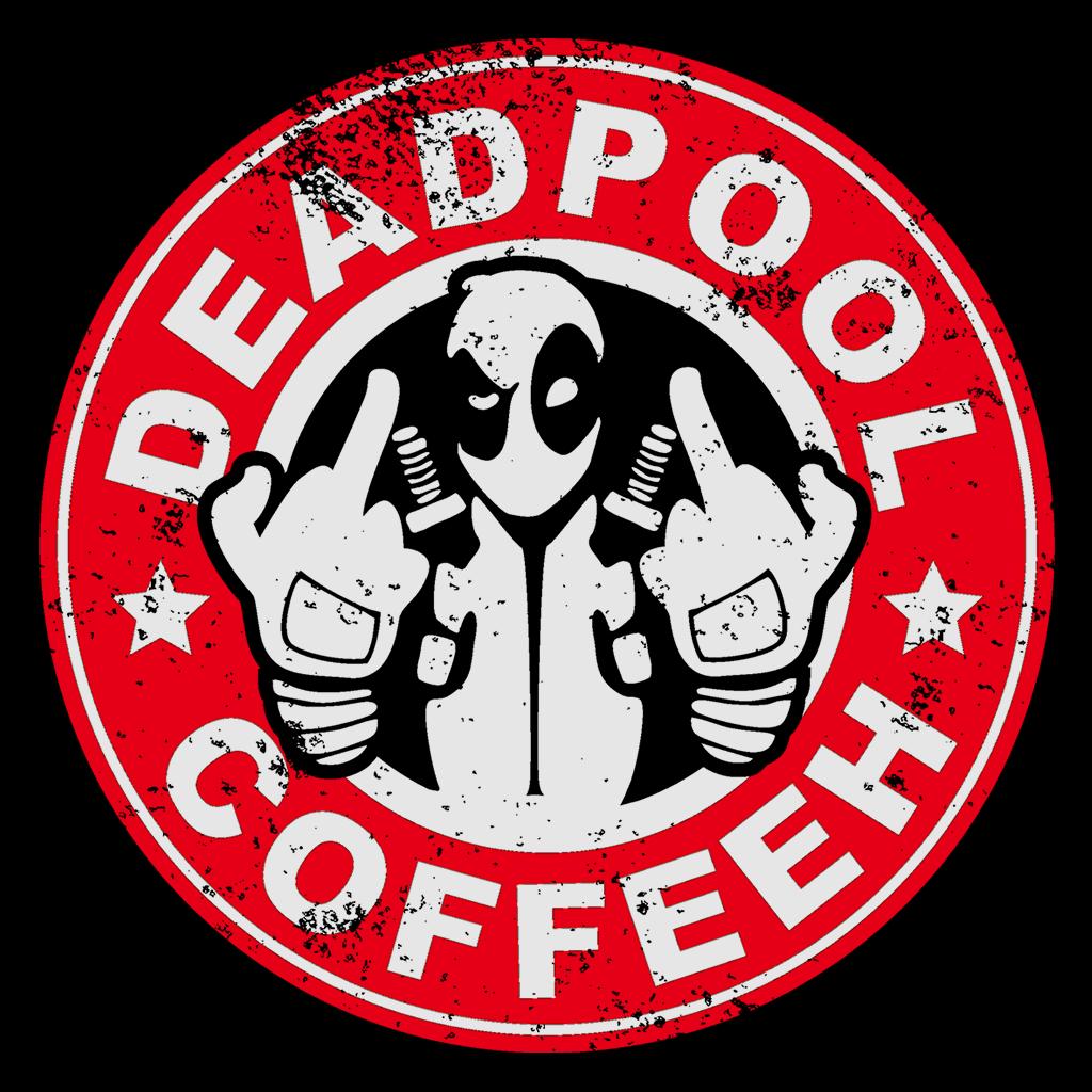 Pop-Up Tee: Coffeeh