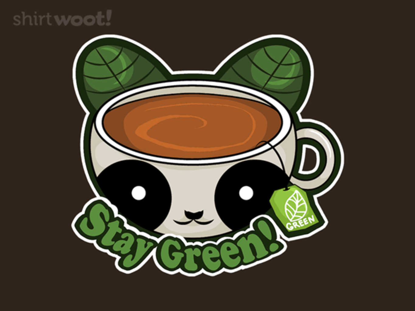 Woot!: Stay Green - $8.00 + $5 standard shipping