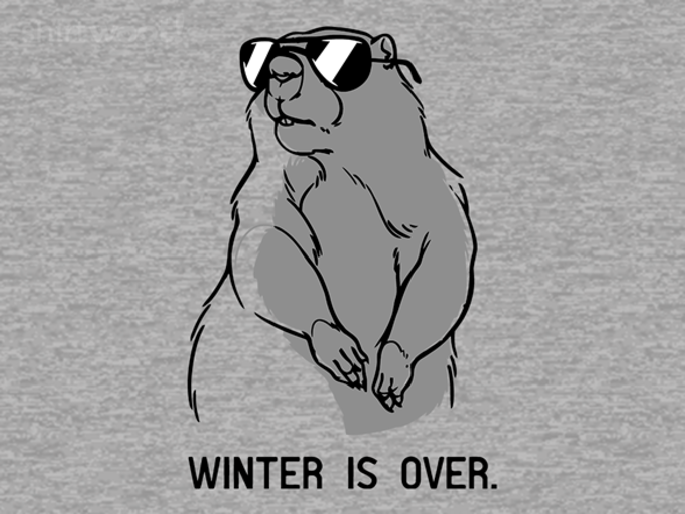 Woot!: Winter is Over