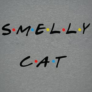NeatoShop: S*M*E*L*L*Y C*A*T (black letters)