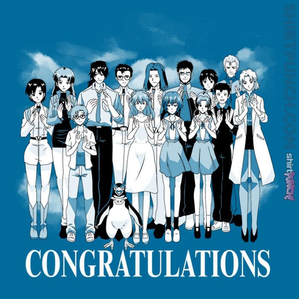 ShirtPunch: Congratulations