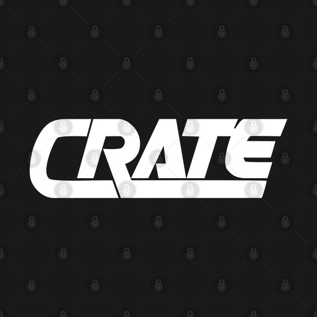 TeePublic: Crate Amp