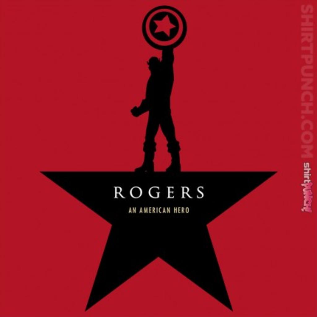ShirtPunch: Rogers: An American Hero