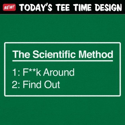 6 Dollar Shirts: Scientific Method, Find Out
