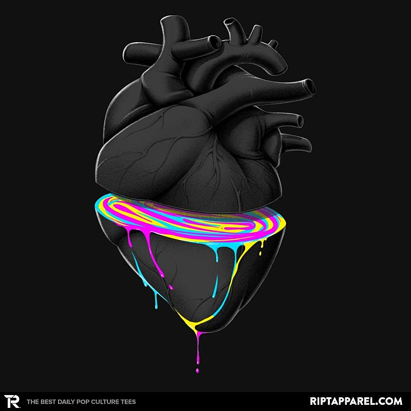 Ript: Bleeding Heart Colors