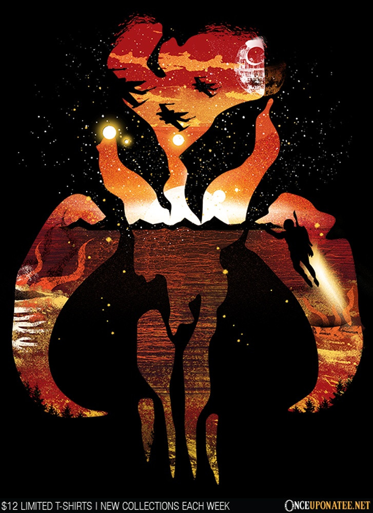 Once Upon a Tee: Mandalore